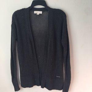 MICHAEL Michael Kors Loose Knit Cardigan